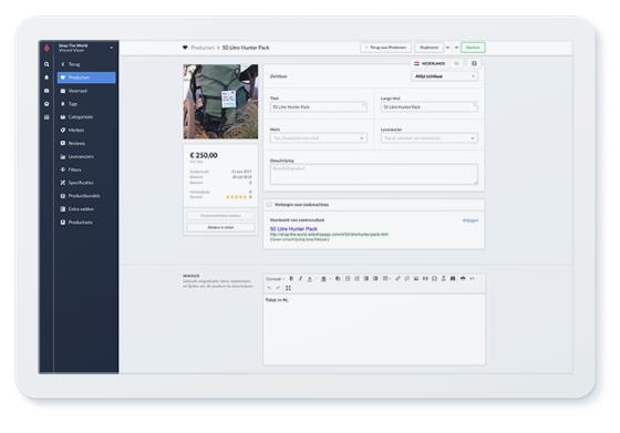 lightspeed-webshop-maken